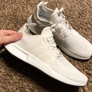 Adidas athletic shoes. Youth 6.5